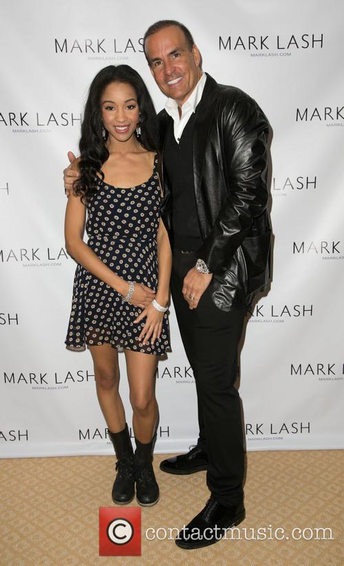 Erinn Westbrook and Mark Lash 5