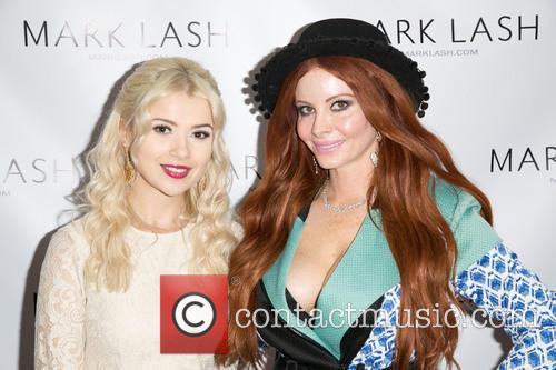 Mika Newton and Phoebe Price 2