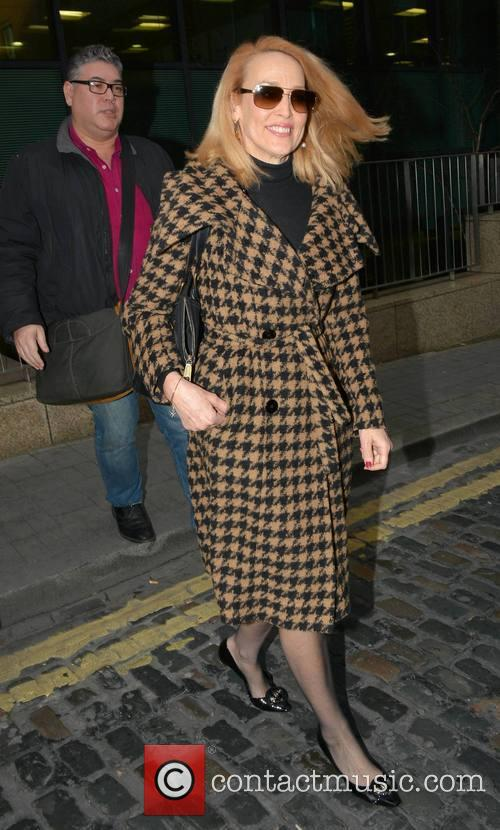 Jerry Hall leaving Today FM
