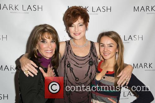 Kate Linder, Carolyn Hennesy and Lexi Ainsworth 3