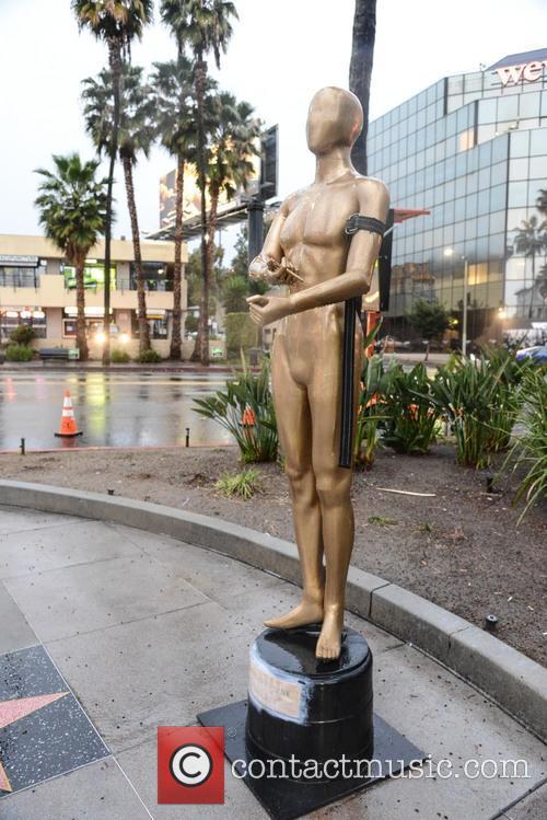 Notorious, Plastic Jesus, La Brea, Hollywood Boulevard and Oscar 9