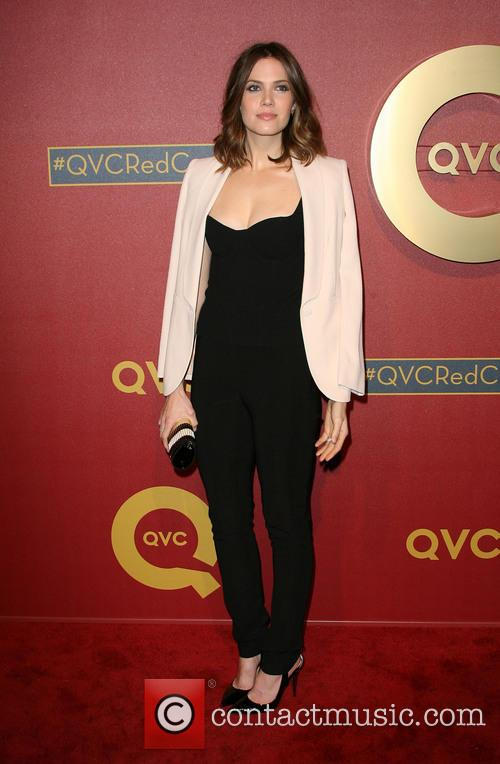 mandy moore qvc red carpet style cocktail 4090680