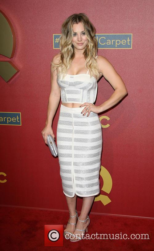 Kaley Cuoco, Four Seasons Hotel Los Angeles at Beverly Hills