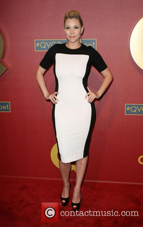 shanna moakler qvc red carpet style cocktail 4090899