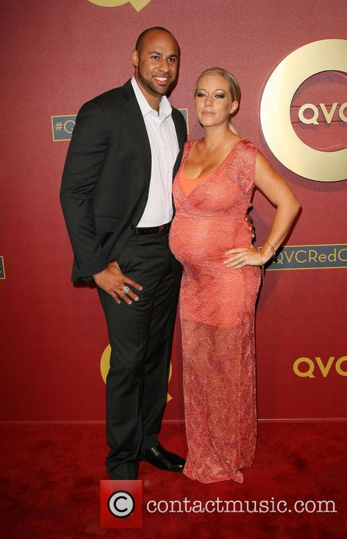 kendra wilkinson baskett hank baskett qvc red carpet style 4090942