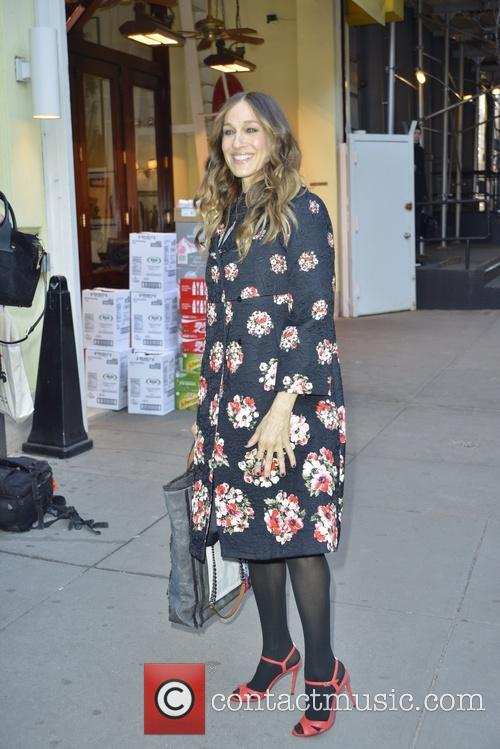 Sarah Jessica Parker launches her shoe line
