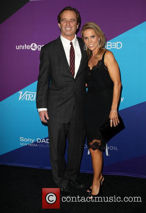 Robert F. Kennedy Jr. and Cheryl Hines 2