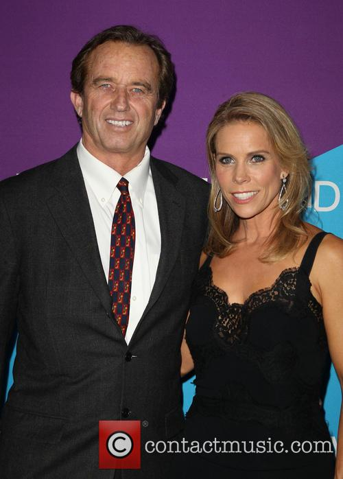 Robert F. Kennedy Jr. and Cheryl Hines 5