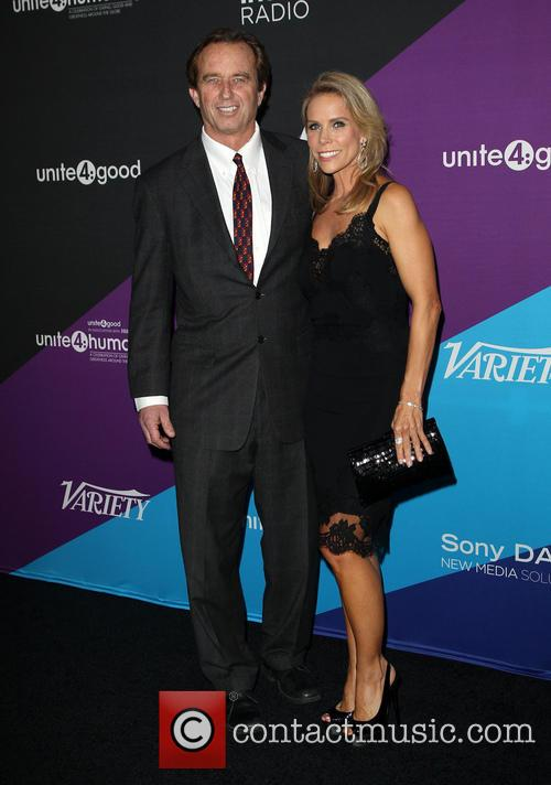 Robert F. Kennedy Jr. and Cheryl Hines 6