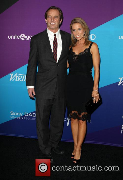 Robert F. Kennedy Jr. and Cheryl Hines 7