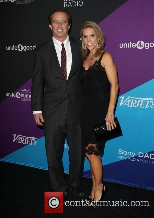 Robert F. Kennedy Jr. and Cheryl Hines 10