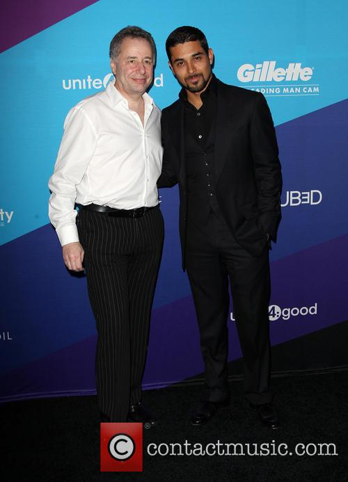 Wilmer Valderrama and Guest 3