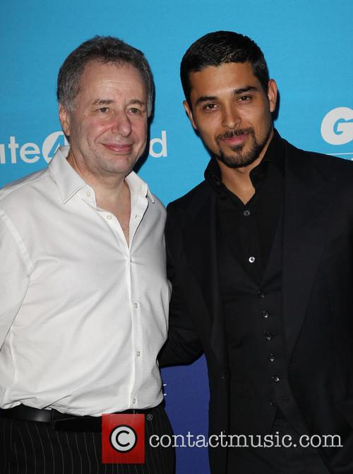 Wilmer Valderrama and Guest 6