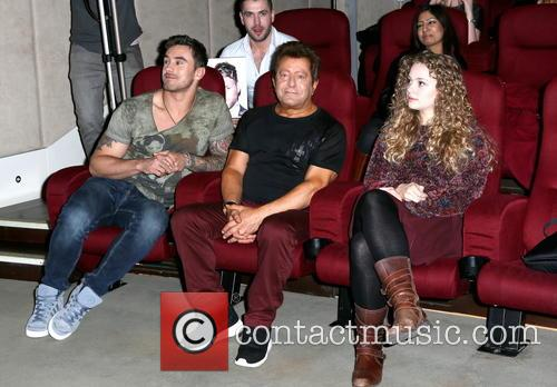 Joseph Whelan, Jeff Wayne and Carrie Hope Fletcher