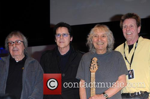 Bill Wyman, Shakin Stevens, Albert Lee and Joe Brown 1