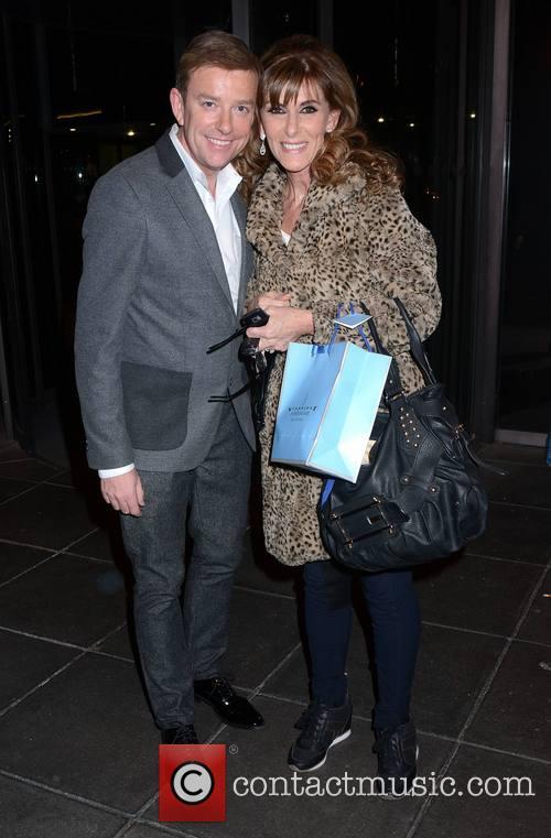 Alan Hughes and Linda Martin 1