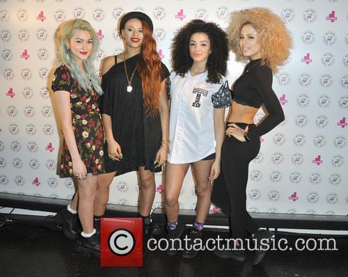 Neon Jungle, Shereen Cutkelvin, Amira Mccarthy, Jess Plummer and Asami Zdrenka 5