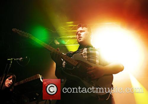 Ed Cosens, Reverend and The Makers 2