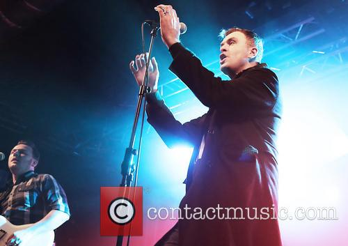 Jon Mcclure, Reverend and The Makers 11