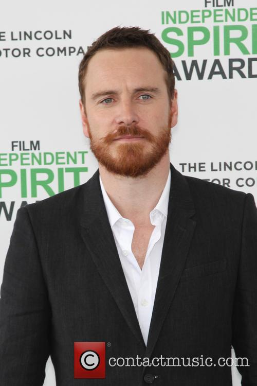 Michael Fassbender Spirit Awards