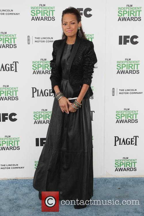 Keisha Nash Whitaker, Santa Monica Beach, Independent Spirit Awards
