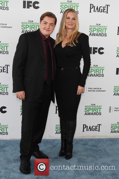 Michael Gandolfini and Marcy Wudarski 5
