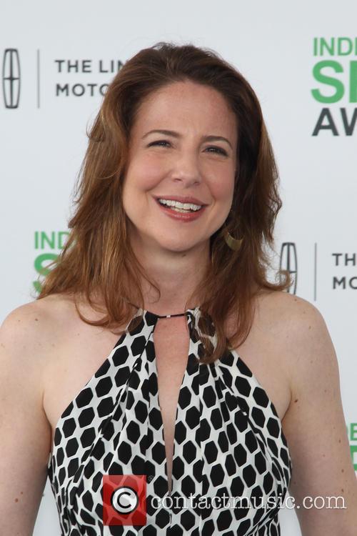 Robin Weigert, Santa Monica Beach, Independent Spirit Awards