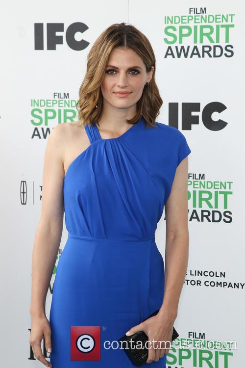 stana katic 2014 film independent spirit awards 4091299