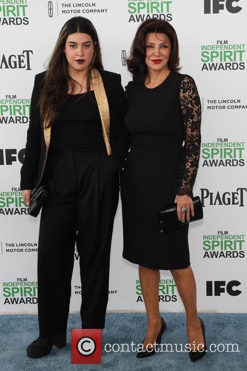 Tara Touzie and Shohreh Aghdashloo 1