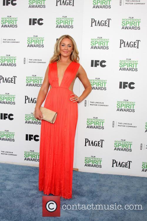 Elisabeth Rohm, Tent at the beach, Independent Spirit Awards