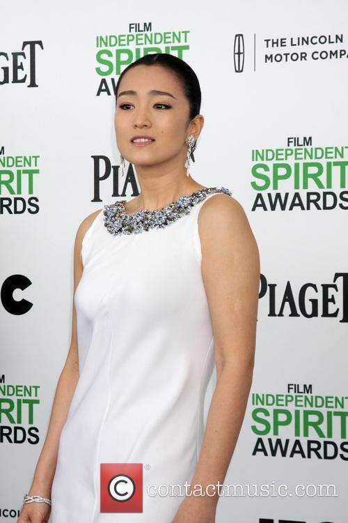 gong li 2014 film independent spirit awards 4092482
