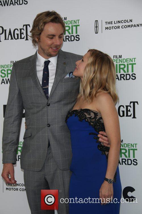 Kristen Bell, Dax Shepard, Independent Spirit Awards