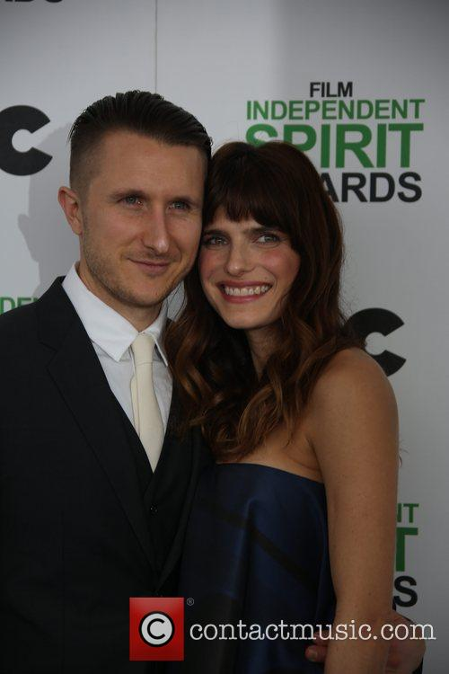 Lake Bell and Boyfriend Campbell Scott 7
