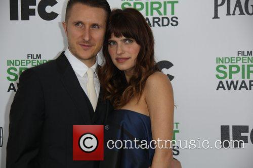 Lake Bell and Boyfriend Campbell Scott 8