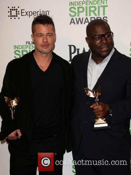 Brad Pitt and Steve Mcqueen 4