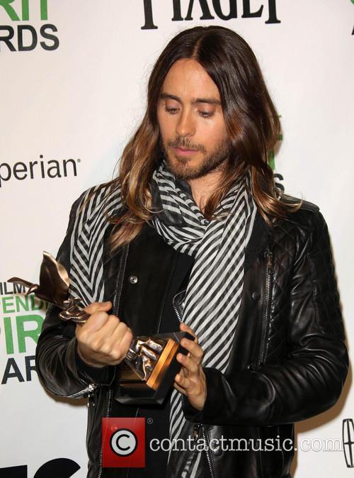 Jared Leto, Santa Monica Beach, Independent Spirit Awards