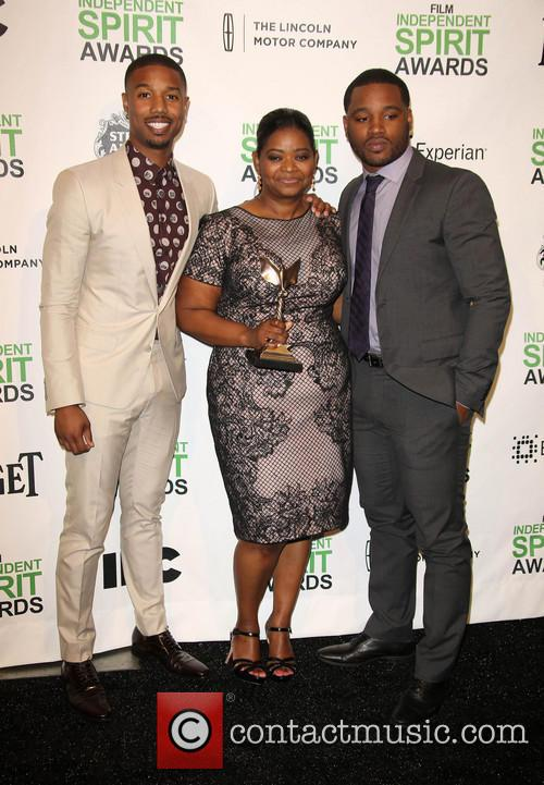 Michael B. Jordan, Octavia Spencer and Ryan Coogler 9