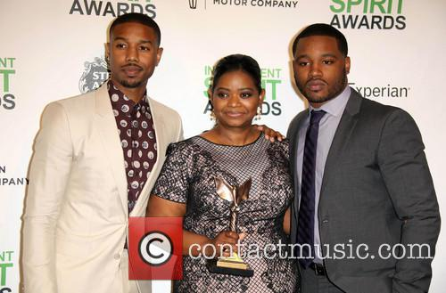 Michael B. Jordan, Octavia Spencer and Ryan Coogler 10