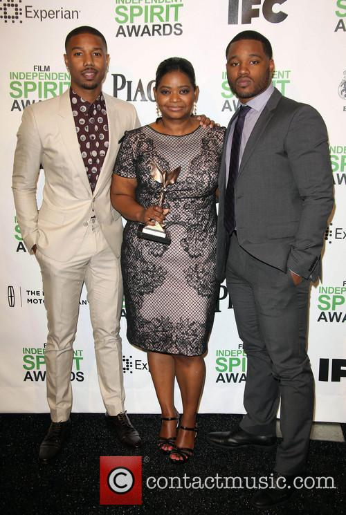 Michael B. Jordan, Octavia Spencer and Ryan Coogler 11