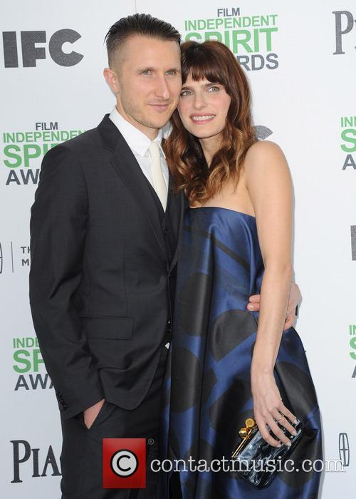 Lake Bell and Husband 3