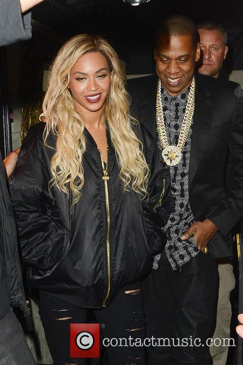 Beyonce and Jay Z 3