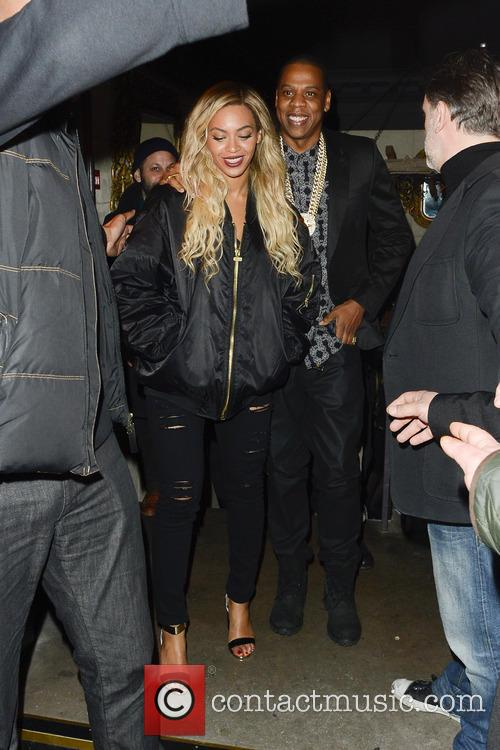 Beyonce and Jay Z 5