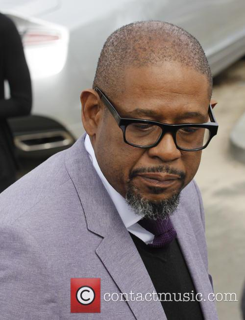 Forest Whitaker, Shutters Parking Lot, Independent Spirit Awards
