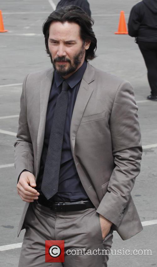 Keanu Reeves, Shutters Parking Lot, Independent Spirit Awards