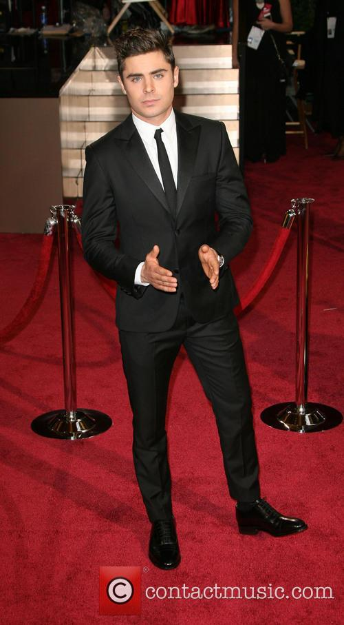 Zac Efron Oscars 2014