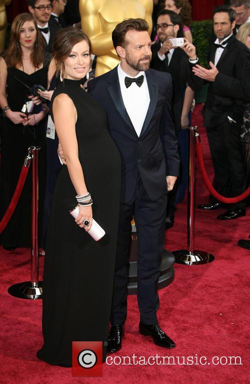 Olivia Wilde, Jason Sudeikis, Dolby Theatre, Oscars