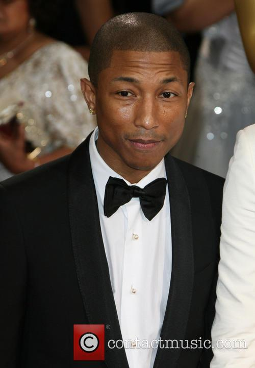 Pharrell Williams, Oscars 2014