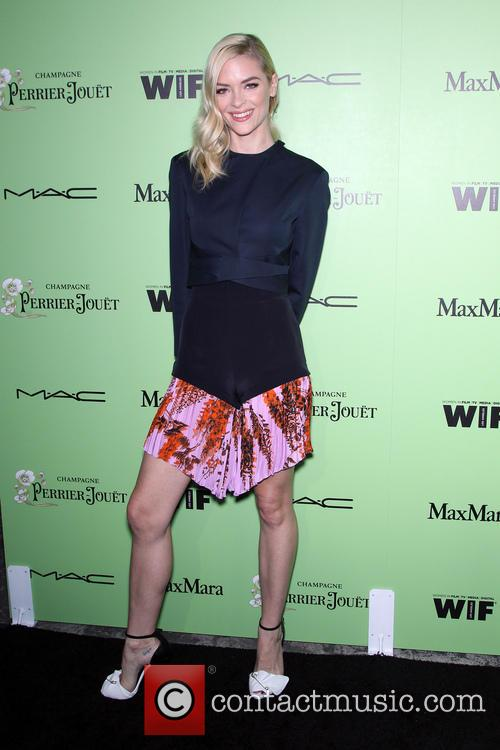 Jaime King, Fig & Olive Melrose Place