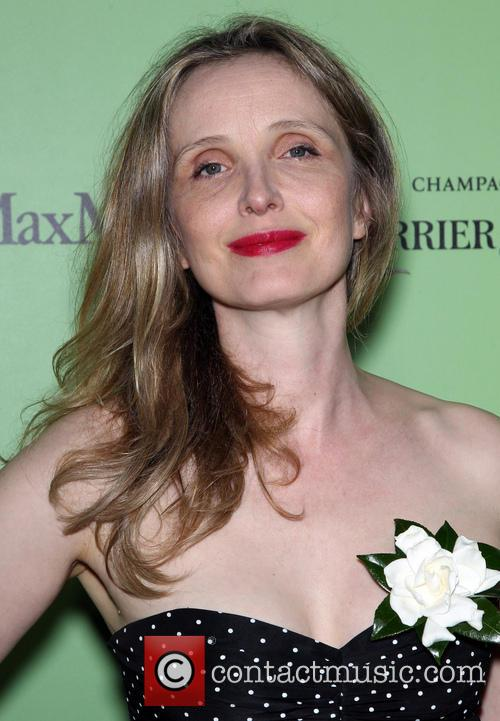 Julie Delpy at Fig & Olive Melrose Place