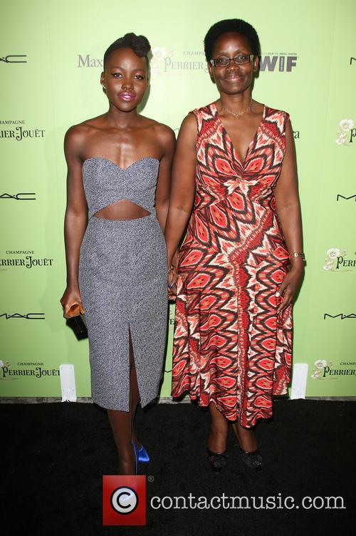Lupita Nyong'o and Dorothy Nyong'o 8